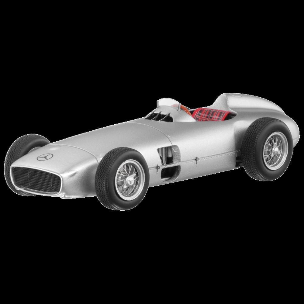 Mercedes Benz W 196 R Monoplaza Monoplaza Monoplaza 2,5 Ltr. Fórmula 1 1954 Plata 1 43 Nuevo 874801