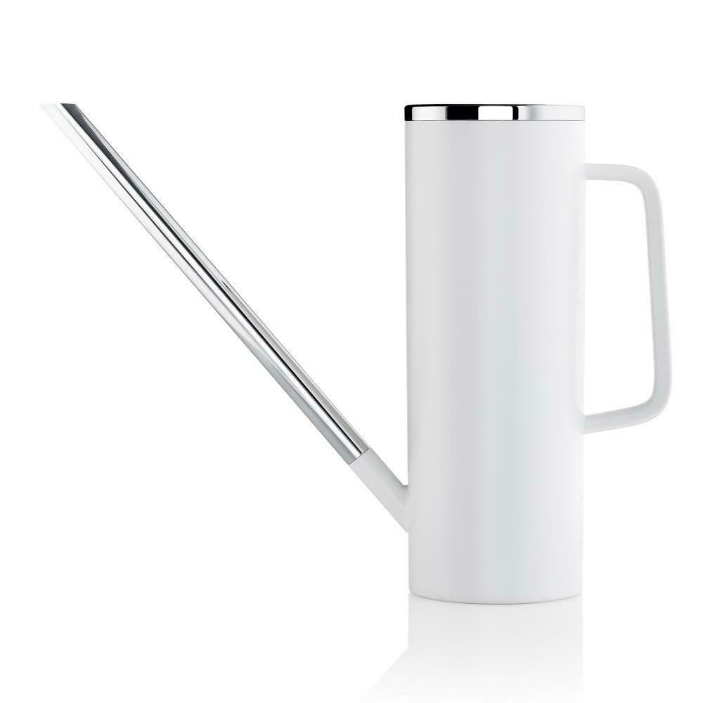 Blomus Limbo, Watering Pot, Flower Watering Can, Stainless Steel, White, 1.5 L