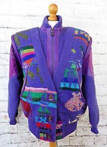 Purple Bust jas Lined gevoerde Bust Vintage Purple 41 Jacket 41 Tauros Tauros Vintage xaBa4vqw