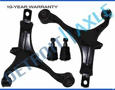 Brand New 4pc Front Lower Control Arm + Ball Joint Set for Honda CR-V 4x4 / 2WD