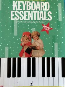 Keyboard Essentials Fein Caudwell & Kember 24 Well-known Christmas Carols
