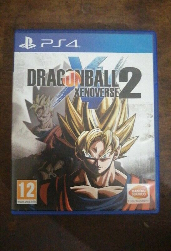 Best Anime based games Dragonball Xenoverse 2 best on ps4