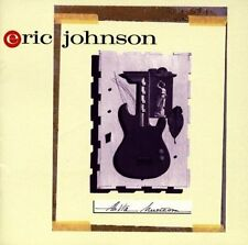 Eric Johnson Ah via musicom (1990) [CD]