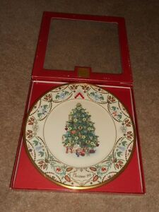 Lenox China SWEDEN Christmas Trees Around the World 2000 ...