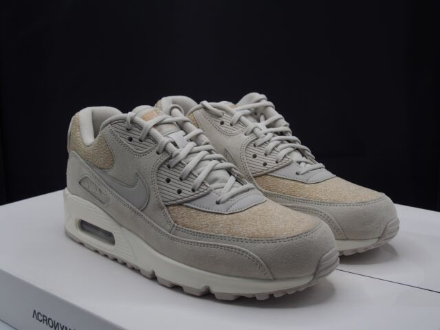 low priced db94c ae93f Women s Nike Air Max 90 Knit Light Bone AA0515-100