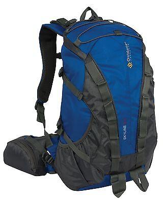 Camping & Outdoor Zuversichtlich Outdoor Products Skyline 8.0 Intern Rahmen 30l Rucksack Blau Camping Wandern 6a5 Verkaufspreis Sonstige