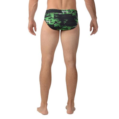 Adidas ER Brief Swim Boxer Trunks Brief Green