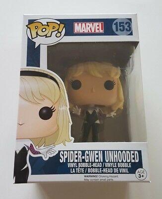 Marvel Universe #153 Spider-Gwen Unhooded Marvel POP