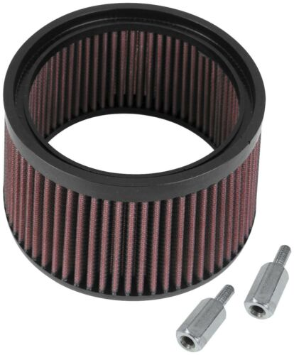 S/&S Cycle 170-0127 High Flow Air Filter Kit for Stealth Air Cleaners Harley