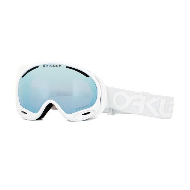 5759e0d83d Oakley Goggles A Frame 2 OO7044-57 Factory Pilot Whiteout Prizm Sapphire  Iridium
