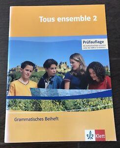Tous-ensemble-2-Grammatisches-Beiheft-Franzoesisch-Realschule-KLETT
