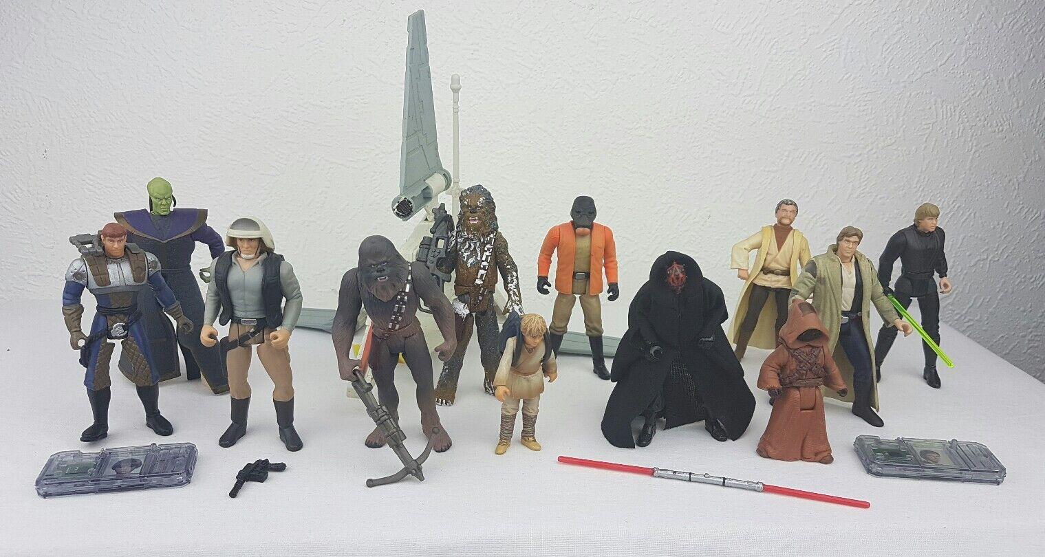Star Wars Mix  Action Figures   Bundle