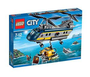 LEGO City Tiefsee-Helikopter (60093) - Braunschweig, Deutschland - LEGO City Tiefsee-Helikopter (60093) - Braunschweig, Deutschland