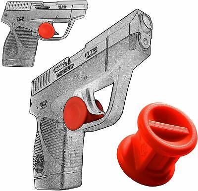 Ambidextrous Small of the back Gun holster fits Taurus PT-732,PT-738