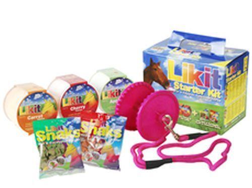 LIKIT STARTER KIT - GLITTER PINK - LIK0652