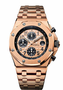 43f0d5e8d484d Audemars Piguet Royal Oak Offshore Chronograph 26470or.oo.1000or.01 Wrist  Watch for Men