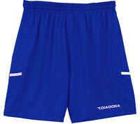 Diadora Brasil Soccer Short Shorts Youth (royal) With Tags