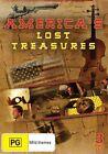 America's Lost Treasures : Season 1 (DVD, 2013, 3-Disc Set)