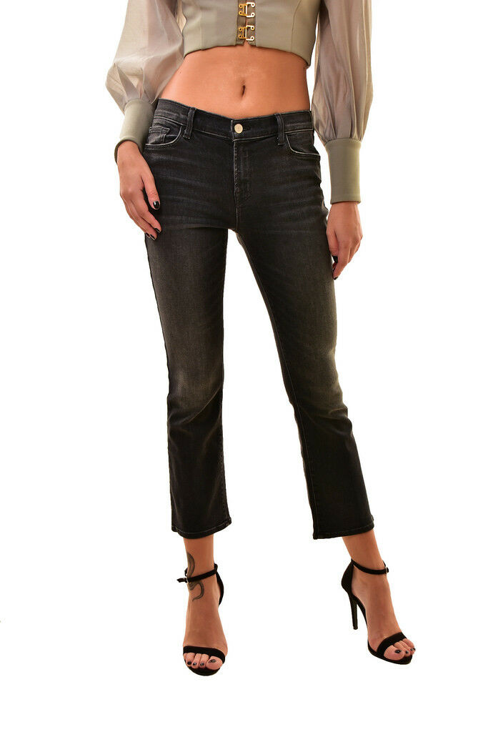 J BRAND Women's 8215I563 Betty Boot Cut Slimming Jeans Size 24 RRP  216 BCF810