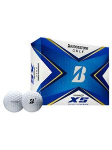 Bridgestone-Tour-B-XS-Golf-Balls-2020-1-Dozen-White-Mens