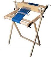Glimakra Emilia Loom Package, 19 Rigid Heddle Loom, Floor Stand, 3 Reeds & More