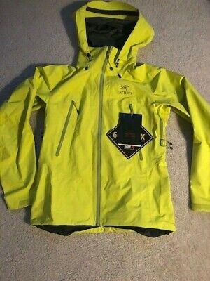 ARC/'TERYX Women/'s Beta LT Hybrid Jacket GORE-TEX Euphoria Small /& Medium NWT