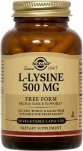 L-Lysine-500mg-Solgar-50-VCaps