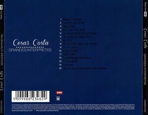 Cesar-Costa-Grandes-Interpretes-CD-New