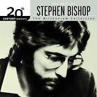 The Best of Stephen Bishop: 20th Century Masters/The Millennium Collection: Stephen Bishop by Stephen Bishop (CD, Nov-2002, MCA)