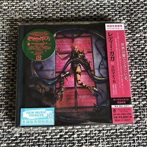 Lady-Gaga-UICS-9164-Chromatica-Japan-Press-W-obi-Brand-New