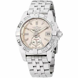 Breitling Galactic  Automatic Movement Ladies Watch A3733012/G706/376A