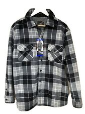 Freedom Foundry Flannel Coat With Good Size Medium 10-12 NWT