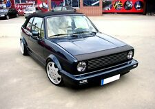 VW Rabbit Golf Cabrio Pickup MK1 1 Euro Bra Hood Front End Cover Protector Mask-