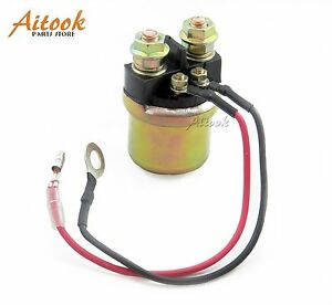 Starter Relay Solenoid Magnetic switch YAMAHA WAVE RUNNER RA760 760cc 1996