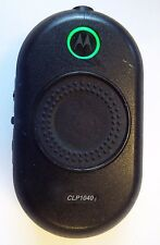 LOT OF 2, Motorola CLP1040, 4 CH, 90 UHF, Two-Way Business Radios - Black @Z3