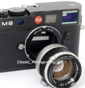 Leica-LTM-fuer-Leica-M-Adapter-fuer-50-75mm-Objektive-zu-verwenden-auf-Leica-M-Kameras-m9