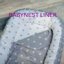 Baby nest protection liner, Easy washing, longer using.