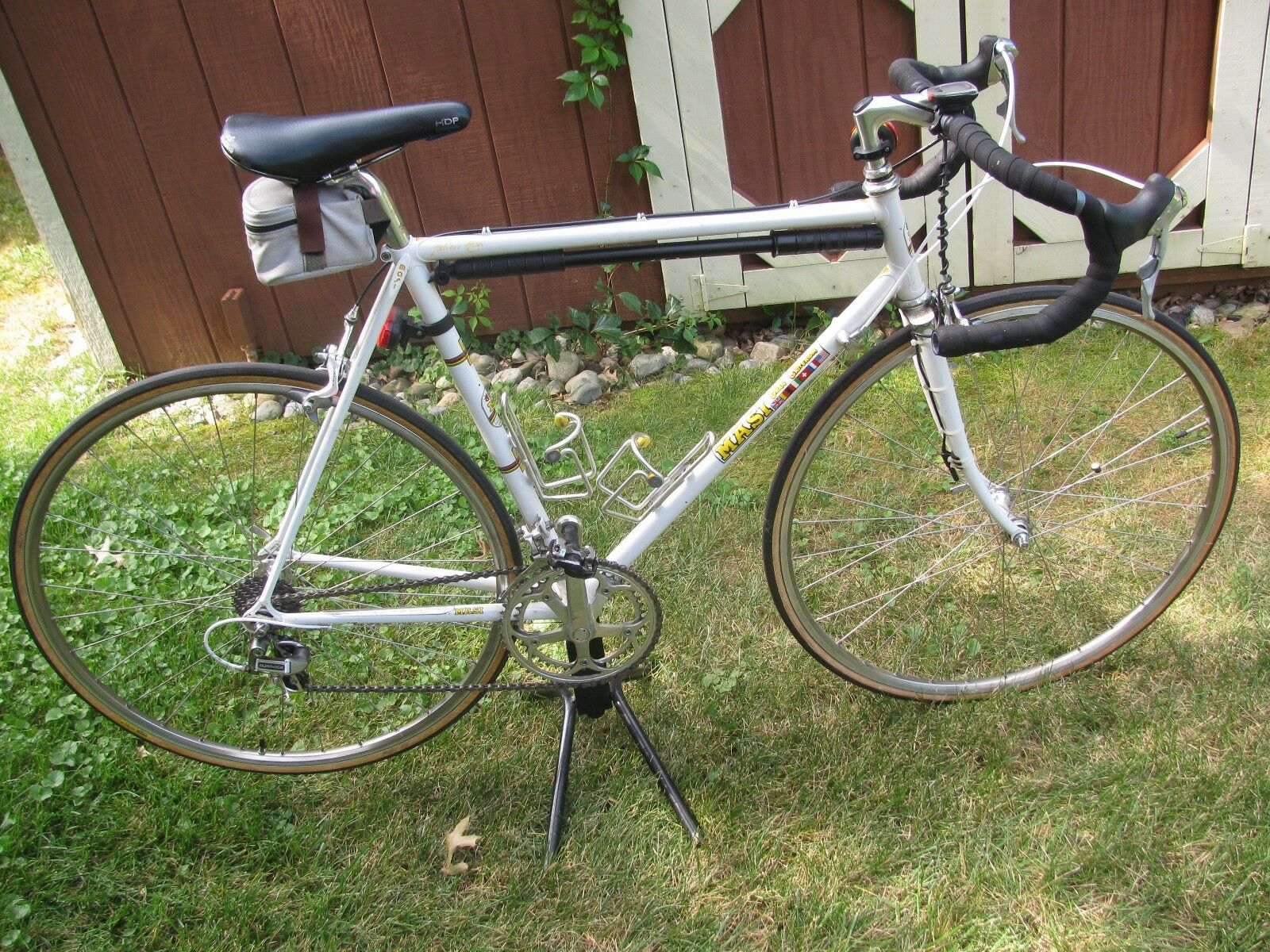 Masi Gran Criterium, 1988, 55cm Vintage Bicycle Bike  Dura-Ace  authentic online