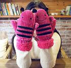 Super Cute Winter Little bee Women Girl's Plush Soft Warmer Gloves Solid