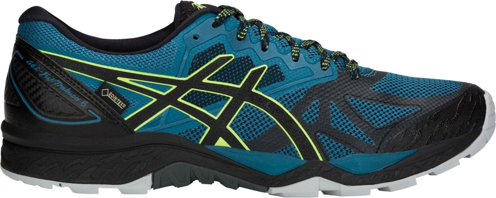 NEW Asics Gel Trabuco  6 GTX Mens Trail Running scarpe (D) (400)  grandi risparmi