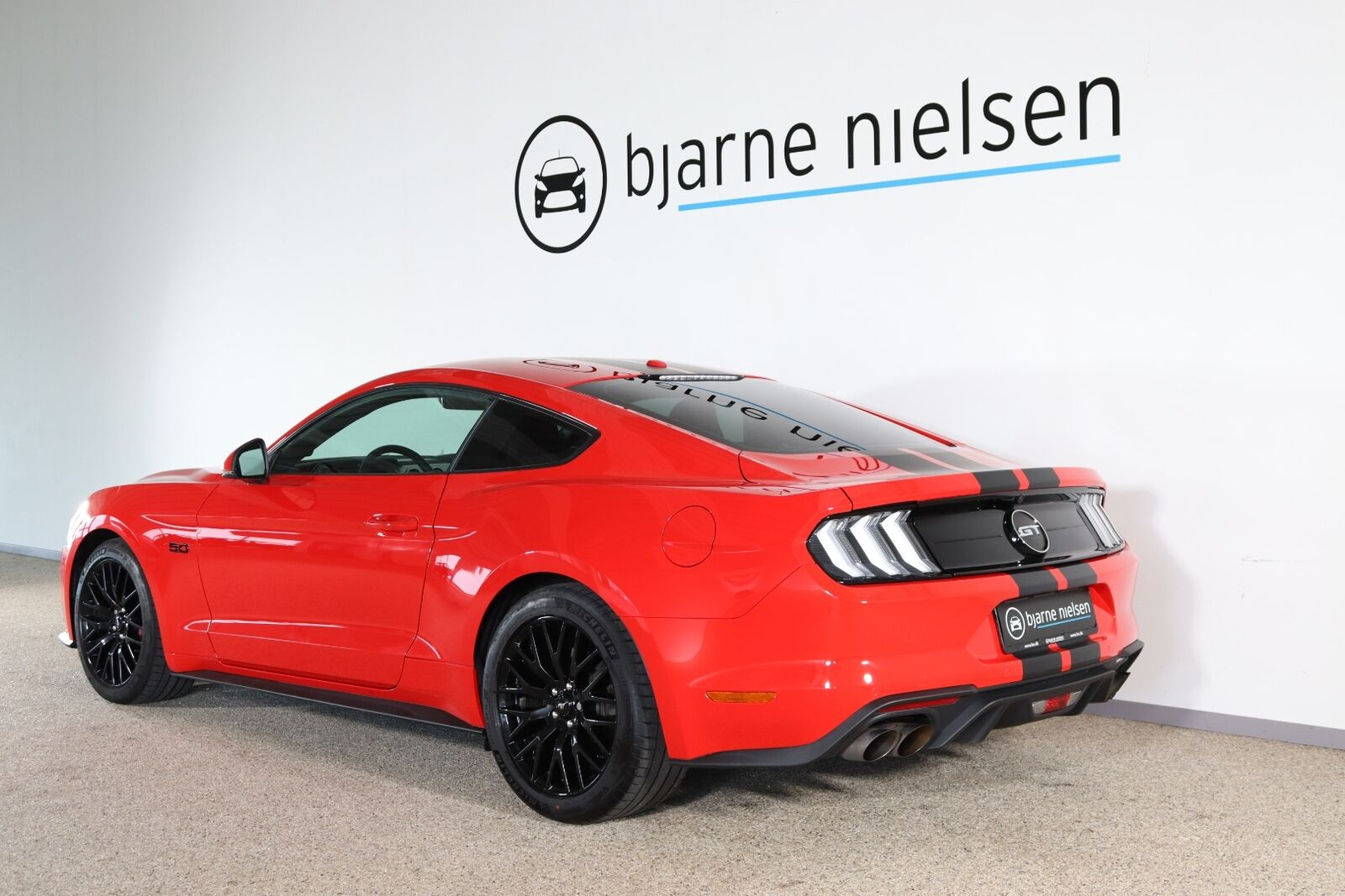 Ford Mustang 5,0 V8 GT Fastback - billede 2