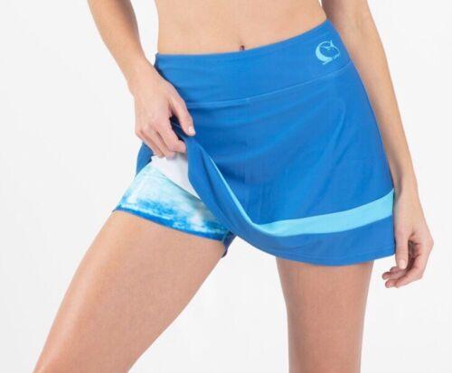 Skort Swimwear Bottom Active Skirt Short,XS