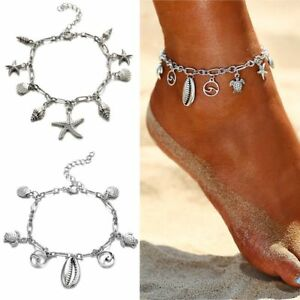Boho-Wave-Pendant-Anklets-Women-Fashion-Shell-Ankle-Jewelry-Trendy-Foot-Chain