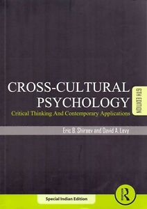 cross-cultural psychology: critical thinking and contemporary applications pdf