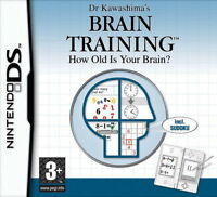 dr kawashima's brain training how old is your brain ds