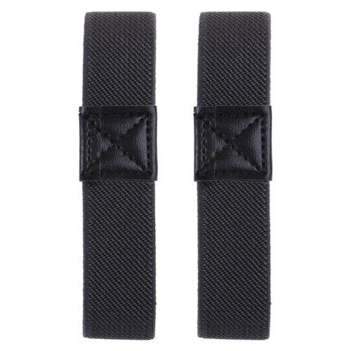 1 Pair High Heels Anti-loose Elastic Shoe Straps Flat Shoes Belts Shoela PL