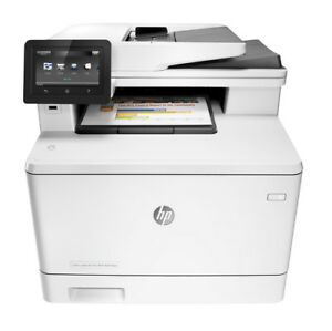 HP LaserJet Pro M477FDW Wireless All In One Color Printer