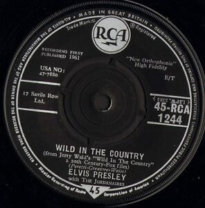 ELVIS-PRESLEY-wild-in-the-country-i-feel-so-bad-RCA-1244-uk-1961-7-WS-EX