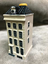 DELFT BLUE COLLECTIBLE MINIATURE DUTCH HOUSE NO. 74 KLM BOLS