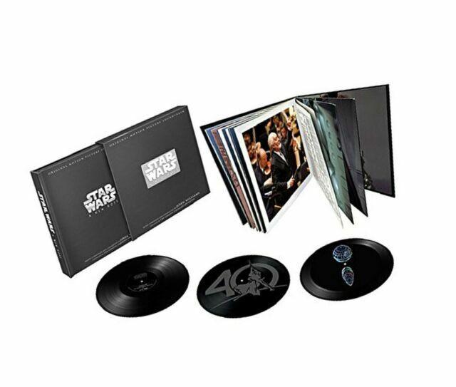 Star Wars Episode Iv A New Hope Original Motion Picture Soundtrack By John Williams Film Composer Vinyl Dec 2017 Walt Disney For Sale Online Ebay